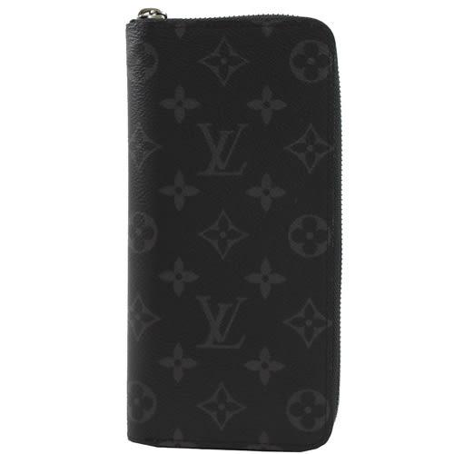 Louis Vuitton LV M62295 黑灰花紋多功能拉鍊長夾 全新 預購【茱麗葉精品】