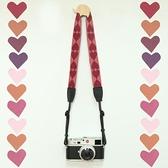 相機背帶 相機帶肩帶單反微單背帶文藝可愛掛繩佳能拍立得復古索尼純棉牛仔 瑪麗蘇