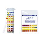 《MN》酸鹼試紙 書型 多色對 pH Indicator Paper