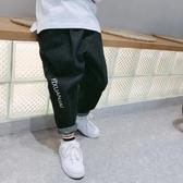 男童牛仔褲 男童牛仔褲2020童裝新款秋裝兒童寬鬆百搭休閒長褲洋氣街頭潮