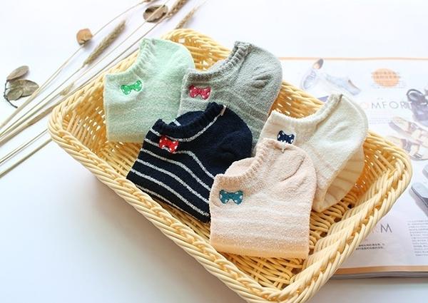 [協貿國際]春秋季全棉淺口隱形短襪棉襪