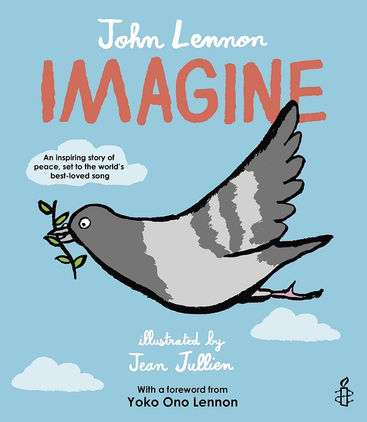 【世界和平 】IMAGINE /平裝繪本 《主題:分享.友誼.和平》
