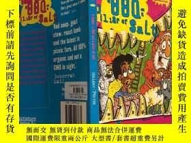 二手書博民逛書店a罕見ladder a bbq and a pillar of salt 梯子、燒烤和鹽柱Y200392