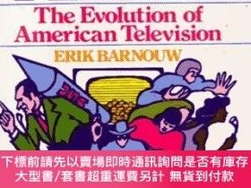 二手書博民逛書店Tube罕見of Plenty: The Evolution of American Television (Ga