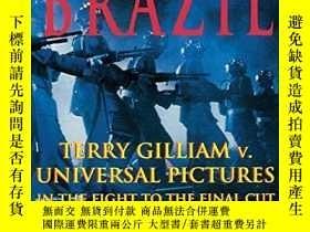 二手書博民逛書店The罕見Battle Of BrazilY256260 Jack Mathews Applause Book