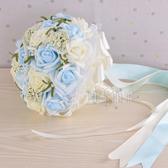 結婚花束中式韓版仿真