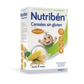Nutriben貝康-紐滋本 米精300g買3送1(贈品需剪盒蓋)[衛立兒生活館]