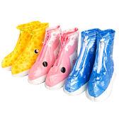 兒童童鞋 鞋套防滑加厚男童女童耐磨防水雨靴套小學生膠鞋套水鞋中筒
