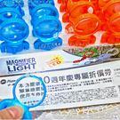 LED放大鏡鑰匙圈 創意禮品 選舉 活動贈品-艾發現