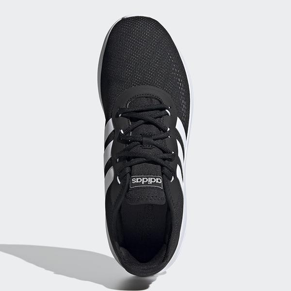 ADIDAS LITE RACER RBN 2.0 男鞋 慢跑 休閒 網布 透氣 黑 白【運動世界】FW3246