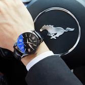 手錶 防水手錶男士學生韓版簡約潮流休閒石英時尚非機械錶