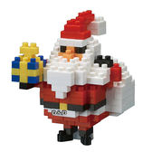 《 Nano Block 迷你積木 》NBC-200 聖誕老人╭★ JOYBUS玩具百貨