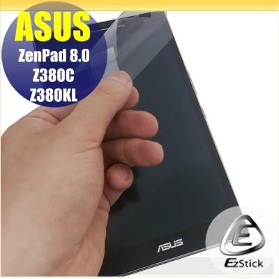 【Ezstick】ASUS ZenPad 8.0 Z380 KL 靜電式平板LCD液晶螢幕貼 (可選鏡面防汙或高清霧面)