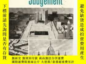 二手書博民逛書店Architectural罕見Judgement-建築判斷Y436638 Peter Collins Mcgi