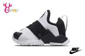 NIKE Huarache Extreme 武士鞋 小童 免綁帶 休閒運動鞋 O7206#白黑◆OSOME奧森童鞋