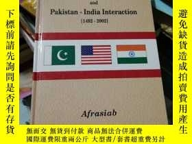 二手書博民逛書店us罕見Relations with South AsiaY24040 afrasiab afrasiab
