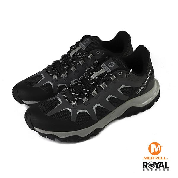Merrell Fiery Gex 灰色 尼龍 防水 健行運動鞋 男款 NO.B1089【新竹皇家 ML16603】