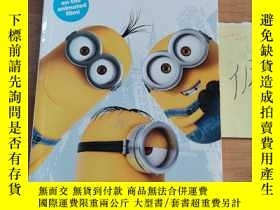 二手書博民逛書店Minions:罕見The Junior NovelY246207