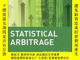 二手書博民逛書店Statistical罕見ArbitrageY255562 Andrew Pole Wiley 出版2007