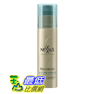 [美國直購]  NEXXUS ProMend Straightening Lotion, 3.2 Fluid Ounce