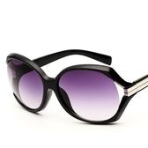 太陽眼鏡-偏光時尚大框瘦臉抗UV女墨鏡6色71g11[巴黎精品]