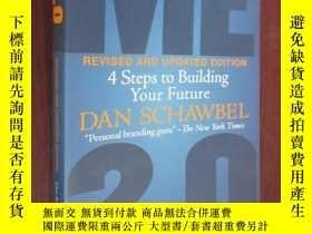 二手書博民逛書店Me罕見2.0: 4 Steps to Building You