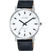 ALBA雅柏 PRESTIGE系列街頭酷流行手錶-白/39mm VJ32-X272Z(AG8H37X1)