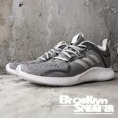 Adidas Edge Bounce W 灰白 編織 網布 慢跑 女 (布魯克林) 2018/7月 BB7565