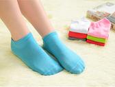 襪子【FSW049】糖果色純棉船型襪 隱形襪 短襪 螢光色 SORT