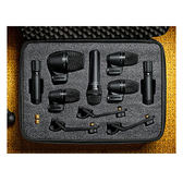 凱傑樂器 SHURE PGADRUMKIT7 DRUM KIT 鼓專用麥克風組