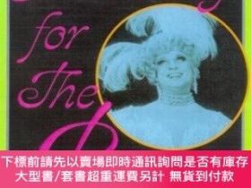 二手書博民逛書店Something罕見for the Boys: Musical Theater and Gay Culture-