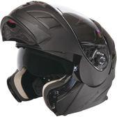 【東門城】ASTONE RT1000 素色(平黑) 可掀式安全帽 雙鏡片