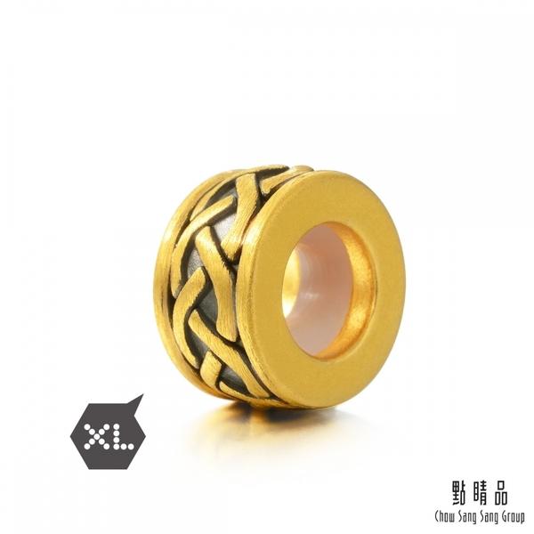 點睛品 Charme XL Tattoo系列 力量 黃金串珠