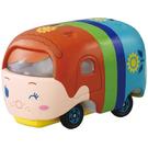 【震撼精品百貨】迪士尼Q版_tsum tsum~迪士尼小汽車 TSUMTSUM 安娜公主(眨眼版)#85106