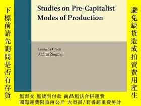 二手書博民逛書店Studies罕見On Pre-capitalist Modes Of ProductionY364682 L