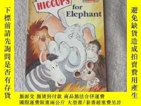 二手書博民逛書店Hiccups罕見for ElephantY21478 Jame