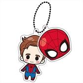 T-ARTS Marvel Xbuddies 面具吊飾 漫威 復仇者聯盟 蜘蛛人 彼得帕克_ TA53839