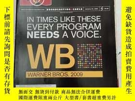 二手書博民逛書店The罕見Business of Television Broadcasting & Cable (B&C) 20
