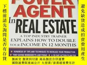 二手書博民逛書店How罕見To Become a Power Agent in