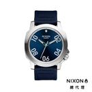 【官方旗艦店】NIXON RANGER 45 NYLON 突擊隊系列 海軍藍 潮人裝備 潮人態度 禮物首選 黑色