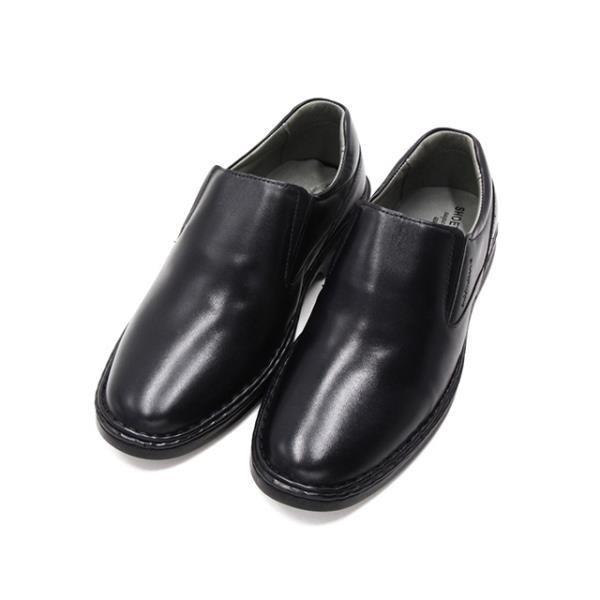 【南紡購物中心】SAPATOTERAPIA巴西ROMA圓頭點壓紋減壓皮鞋 男鞋-黑