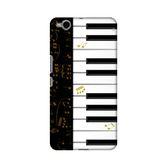 [X9 軟殼] HTC One X9 X9u 手機殼 保護套 外殼 鋼琴琴鍵