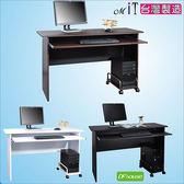 《DFhouse》黑森林電腦桌+主機架(3色)-辦公椅 電腦椅 書桌 茶几 傢俱 床 櫃 書架