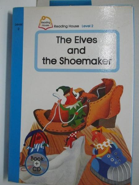 【書寶二手書T3/語言學習_HDO】The Elves and the Shoemaker