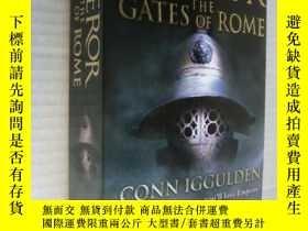 二手書博民逛書店Emperor罕見--the Gates of Rome (英文