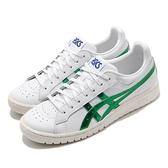 Asics 休閒鞋 Tiger Gel-PTG 白 綠 男鞋 低筒 皮革 經典款 運動鞋【ACS】 1191A089104