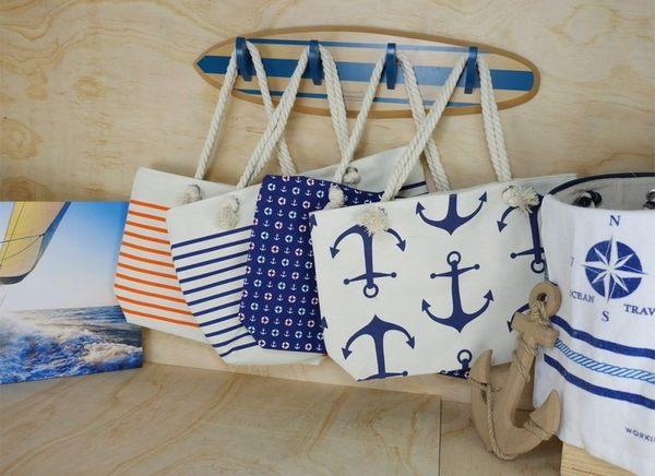包包【HOC001】高質感麻繩帆布包 收納女王