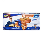 《 NERF 樂活打擊 》NERF菁英系列 火浪衝鋒╭★ JOYBUS玩具百貨
