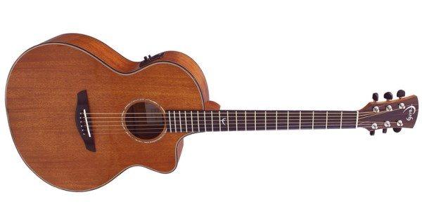 Faith 英國名牌 FNCE MG 可插電 全單板民謠吉他
