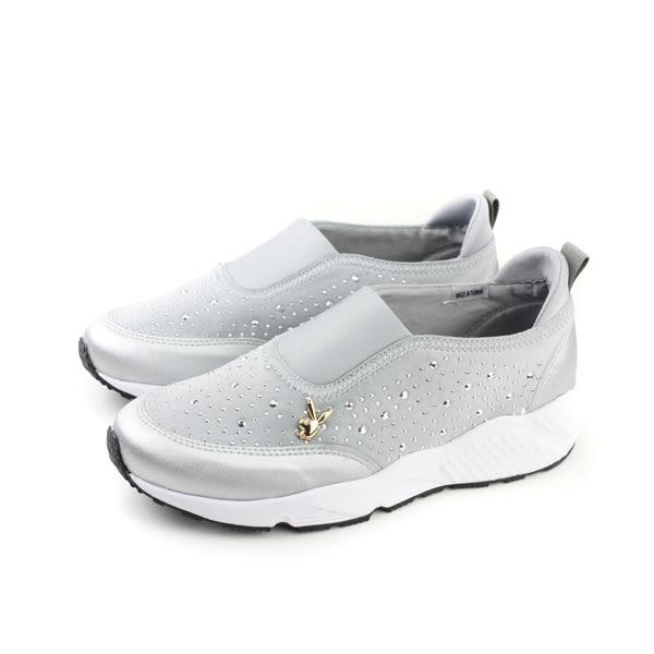 PLAYBOY 休閒鞋 灰色 女鞋 no897